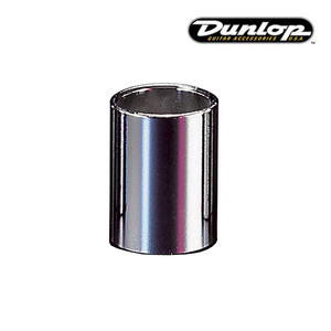 (슬라이드바) Dunlop CHROMED STEEL MEDIUM WALL 221
