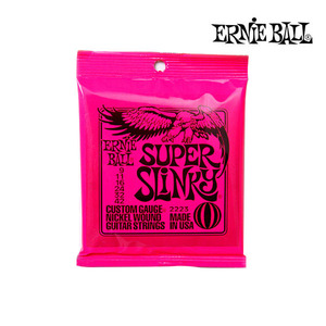 Super slinky nickel wound 009-042 (PO2223) 일렉기타줄