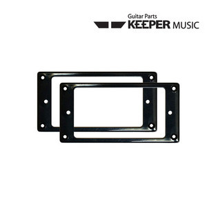 Pickup Ring Flat type Neck Black 넥 용 픽업링 (KPR-2-N)