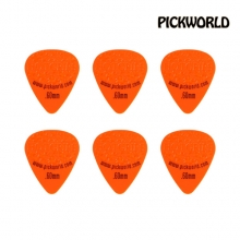 PNK-HGD60 Hot Grips 0.60mm Pick Delrin 6pack
