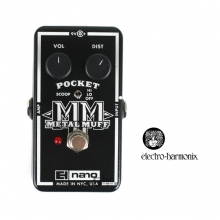 (지엠뮤직) Nano Pocket Metal Muff