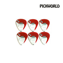 PNK-STR-H Red Strat 6 Picks Refill Pack Heavy