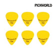 PNK-HGD73 Hot Grips 0.73mm Pick Delrin 6pack