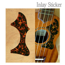 For Ukulele Such a sticker Pickguard (No.159) 악기 스티커