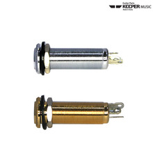 Long Barrel Input jack 002 1/4 Barrel Stereo 실린더 잭 엔드핀잭 (KLJ002)