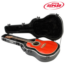 SKB-17 Acoustic Ovation Deep Bowl Guitar Case 오베이션 기타케이스