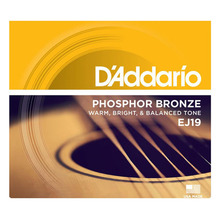 EJ19 Phosphor Bronze Bluegrass 012-056 통기타줄